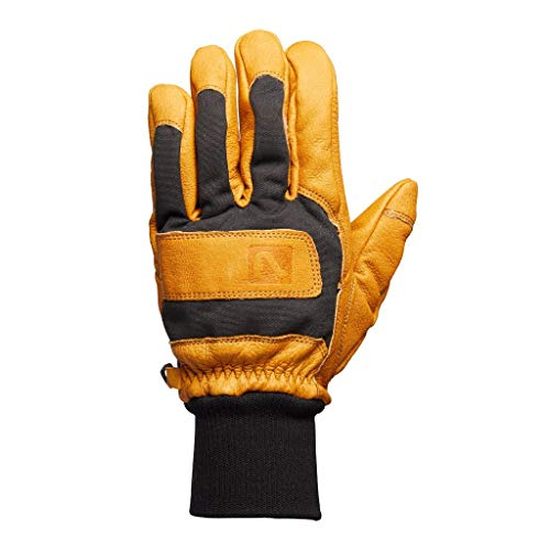 Flylow Magarac Glove 2019 - Natural/Black Large