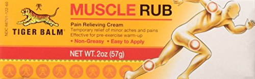 Tiger Balm Muscle Rub, 2 oz – Packaging May Vary