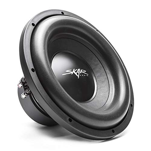 Skar Audio SDR-12 D4 12' 1200 Watt Max Power Dual 4 Ohm Car Subwoofer