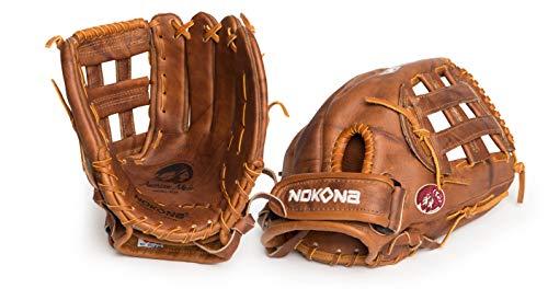 Nokona Walnut W-V1200 Fielding Glove (12') - RHT