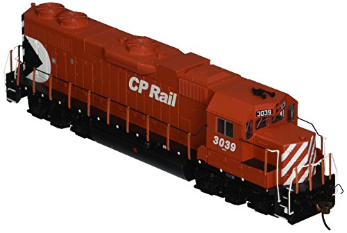 Bachmann Industries EMD GP38 2 DCC Canadian Pacific #3039 Sound Value Equipped Locomotive (HO Scale)