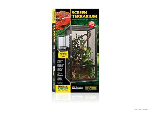 Exo Terra PT2677 Screen Terrarium, Small