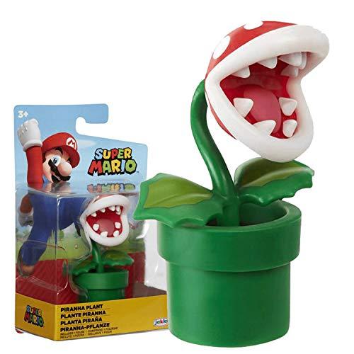Nintendo Super Mario 2.5 Piranha Plant Figure