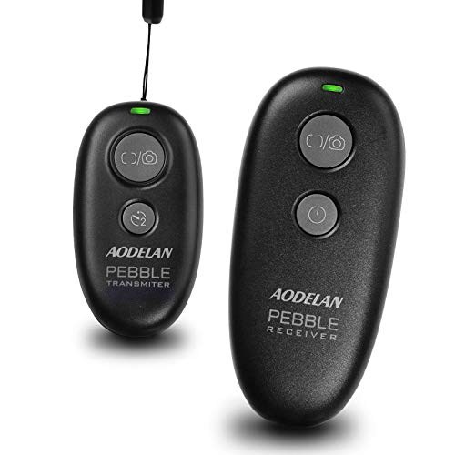 AODELAN Wireless Shutter Release Camera Remote Control for Sony a5100, a6000, a6300, a5000, a7 III, a7 II, a7, a7R III, a9, RX100 III, RX10M2, Replaces Sony RM-L1AM and RM-SPR1