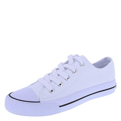 Airwalk Women's White Women's Legacee Sneaker 10 Regular