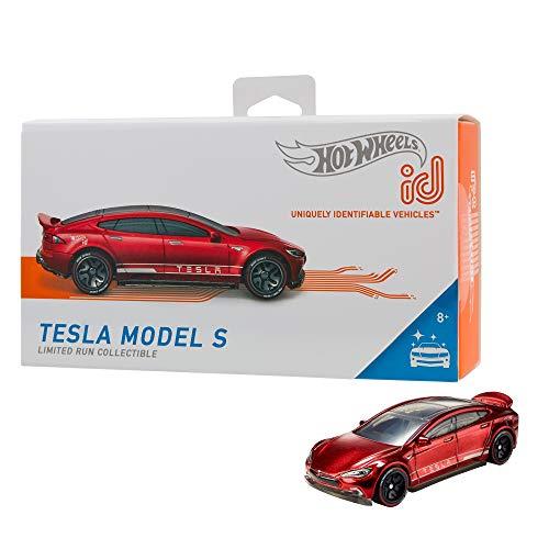 Hot Wheels iD Tesla Model S