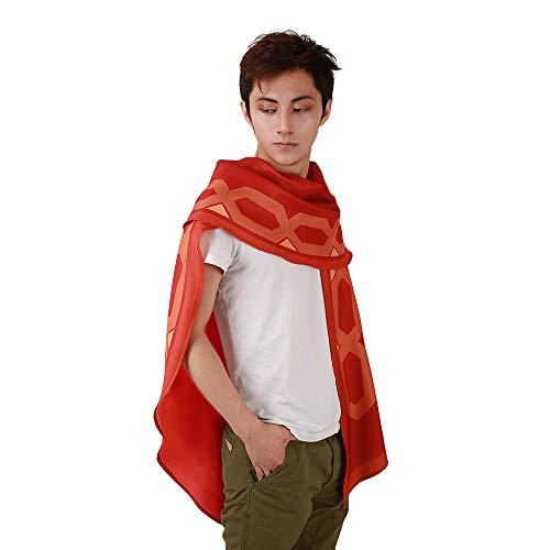 Miccostumes Men's McCree Cosplay Cloak Poncho (One size)