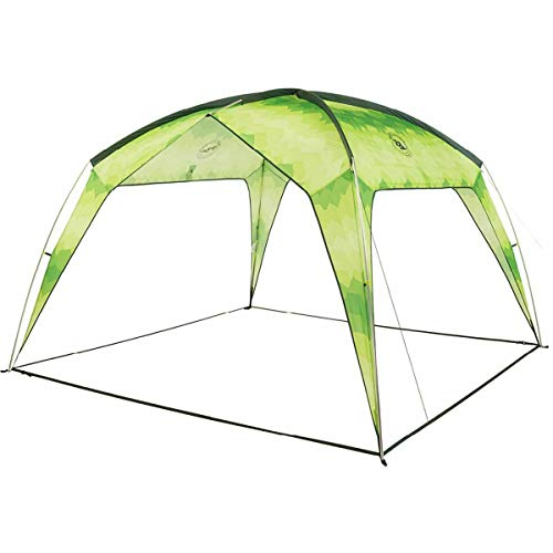 RT One Size Green Leaf Three Forks Shelter Camping Tent Accessories