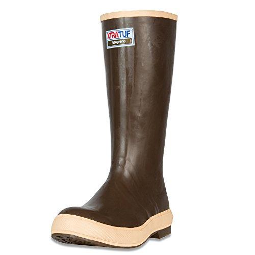 Xtratuf Legacy Series 15' Neoprene Men's Fishing Boots, Copper & Tan (22272G)
