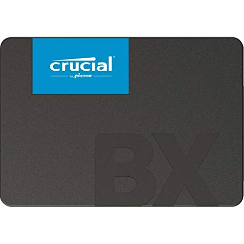 Crucial BX500 120GB 3D NAND SATA 2.5-Inch Internal SSD, up to 540MB/s - CT120BX500SSD1