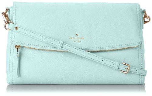kate spade new york Cobble Hill Carson Cross Body Bag,Grace Blue,One Size