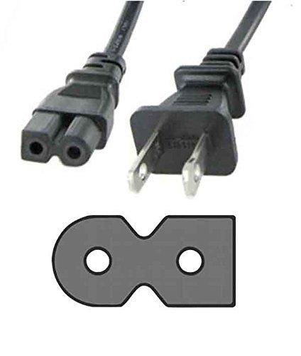 PlatinumPower Power Cord Cable for Sharp TV LC-42D85U, LC-46D62U, LC-46SB54U, LC-52D43U, LC-60C46U