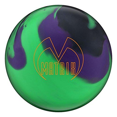Ebonite Bowling Products Matrix Bowling Ball 15 lbs, Solid, 15lbs