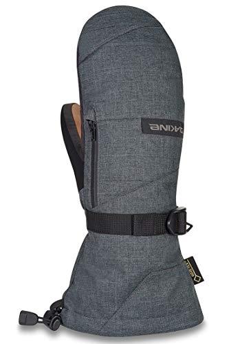 Dakine Leather Titan Gore-Tex Mitt Gloves Carbon MD