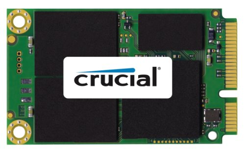 [OLD MODEL] Crucial M500 240GB mSATA Internal Solid State Drive CT240M500SSD3