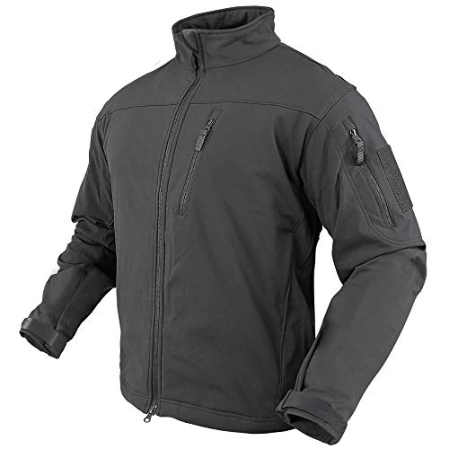 Condor Phantom Soft Shell Jacket (Graphite, Large)