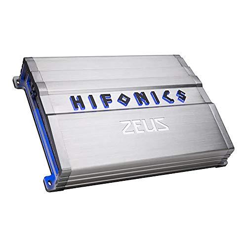 Hifonics Zeus 1X2400WATT@1OHM Mono, ZG-2400.1D