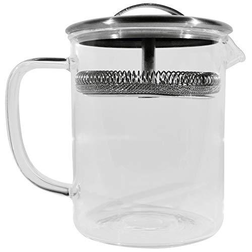 Rishi Loose Leaf Tea Simple BrewerTeapot (13.5 oz)