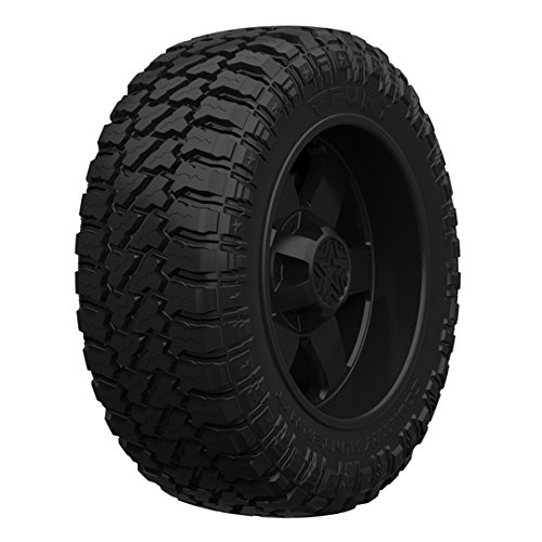 Fury Country Hunter Tire 10 PLY 114Q LT 35X12.50R24 35 12.50 24 35125024