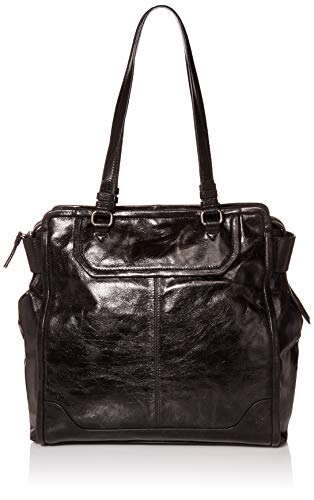 FRYE Mel Tote Bag, Black