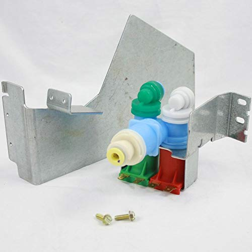 Whirlpool W10247725 Refrigerator Water Inlet Valve Genuine Original Equipment Manufacturer (OEM) Part