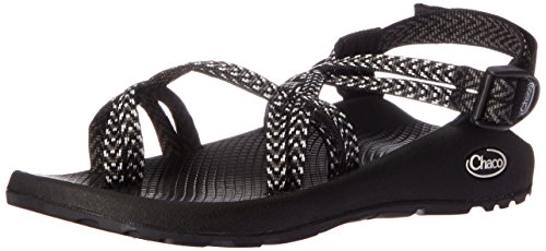 Chaco Women's ZX2 Classic Athletic Sandal, BOOST BLACK, 8 M US
