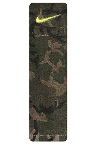 Nike Amplified Football Towel (Iguana/Black Forest/Turkish Coffee/Black/Volt)