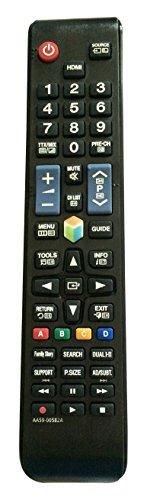 Philip Shaw Samsung AA59-00582A Remote sub AA59-00580A AA59-00638A AA59-00790A AA59-00581A AA59-00594A Replaced Remote fit for Smart TV UN32EH4500 UN46ES6100F UN32EH5300 UN40EH5300F etc