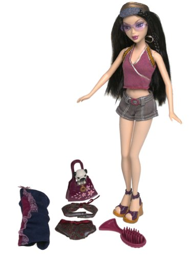 Barbie My Scene - Nolee Doll - My City, My Style, My Scene