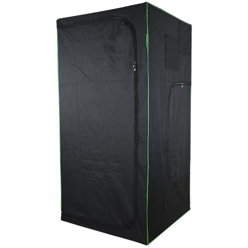 LightHouse MAX Hydroponic Grow Tent, 1m x 1m x 2m