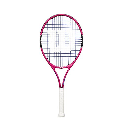 Wilson Youth Burn Recreational Tennis Racket - Pink, 19'
