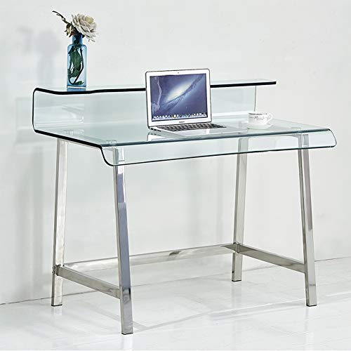 Glass Computer Desk,Student Study Desk,Gaming Desk,Writing Desk,Home Office Desk