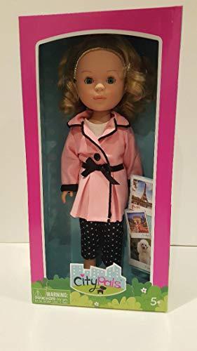 City Pals BFF Paris Penelope Doll