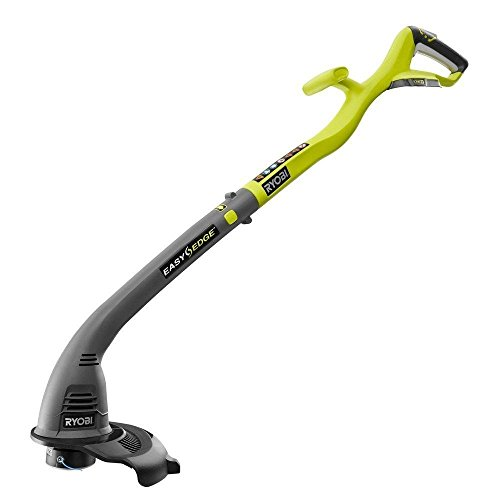 Ryobi 18-Volt Lithium-ion Shaft Cordless Electric String Trimmer and Edger ZRP2003A (WITHOUT Battery and Charger) (Renewed)