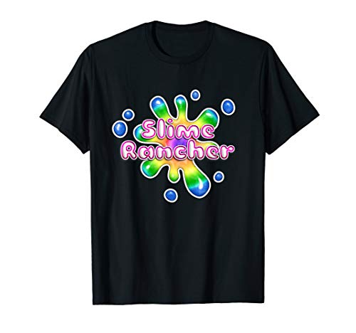 Slime Rancher Gooey Graphic T-Shirt