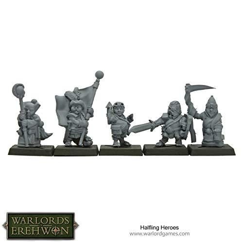 Warlord Games Hobbit / Halfling Heroes