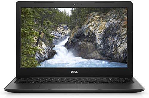 2021 Dell Inspiron 15 3000 15.6' HD WLED Non-Touchscreen Laptop, Intel Core i5-1035G1 Processor, 8GB DDR4 RAM, 256GB SSD, Webcam, HDMI, Wi-Fi, Windows 10 Home, Black w/ IFT Accessories