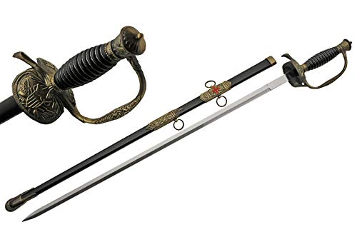 SZCO Supplies Swept Hilt Rapier Sword