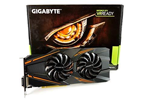 Gigabyte GeForce GTX 1070 WINDFORCE OC Video/Graphics Cards (GV-N1070WF2OC-8GD)