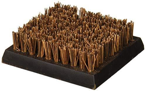 Charcoal Companion CC4144 Safe-Scrub Bamboo Palmyra Grill Brush Replacement Head, fits CC1100