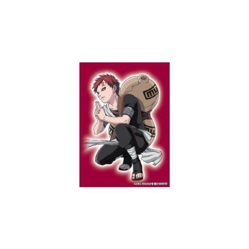 MAX Protection Naruto CCG Revenge and Rebirth Bandai Official Limited Edition Card Sleeves - Gaara