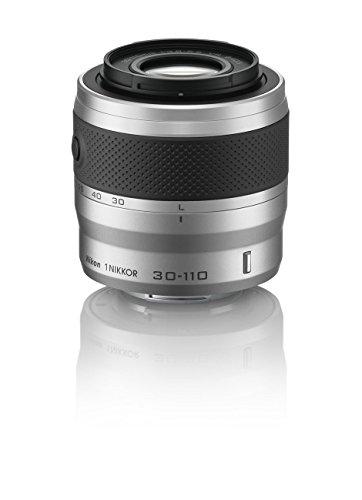 Nikon ZOOM LENS 1 NIKKOR VR 30-110mm f/3.8-5.6 SILVER ONLY FOR CX FORMAT