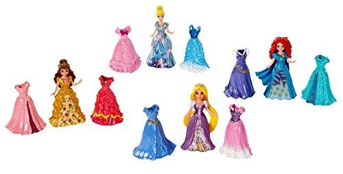 Disney Princess Little Kingdom Magiclip Fashion Giftset