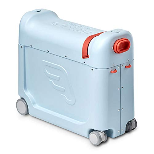 Stokke Jetkids Bedbox 2.0 Ride-on Suitcase - Blue Sky