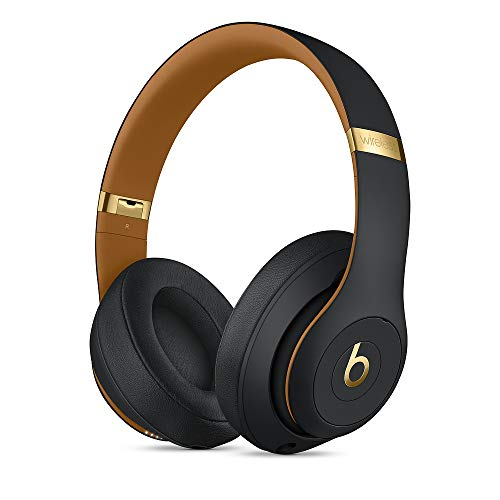 Beats Studio_3 Wireless Headphones The Skyline Collection with Carrying Case - (Midnight Black)