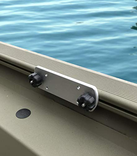 Brocraft Tracker Boat Versatrack Rod Holder Mount