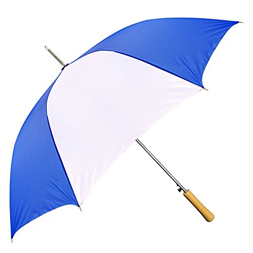 STROMBERGBRAND UMBRELLAS The Universal Fashion Umbrella Royal Blue/white, One Size