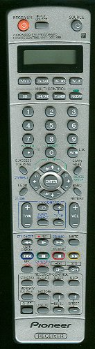 Pioneer Remotes for DVD-VCR-TV-Audio-Stereo and or Compact Disc Systems (Pioneer XXD3069)