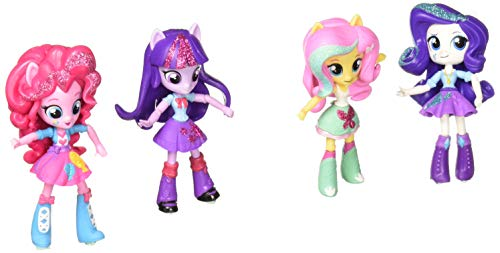 My Little Pony, Equestria Girls Minis, The Elements of Friendship Sparkle Collection Exclusive Set