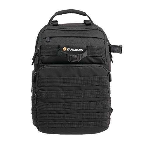 VANGUARD VEO Range T37M Backpack for Mirrorless Camera, Tactical Style – Black